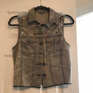 Trendy Tween Vest